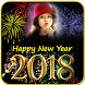 2018 New Year photo Frames NEW by AppsFill