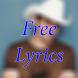 BRAD PAISLEY FREE LYRICS by AkaneeDev