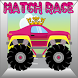 Girl Car Games Match Race by Twirly Girly Apps