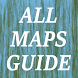 Карта Санкт-Петербурга by AllMapsGuide