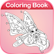 Coloring Book for Winx-Party by Game777