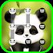 Panda lock pattern by jamilapps