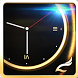 Luxury Clock CM Launcher Theme by CML themes 2016