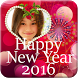 New Year Photo Frames 2016 HD by MeTOO