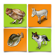 Animal Memory Match by MStudio Games