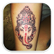 Ganesha Tattoo Designs by LynxApp
