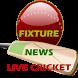 Fixture, News & Live Cricket by Mahbub Mahi