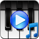 Piano songs with rain by Desenvemax
