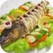 Новогодние рыбные блюда by DK SOFT