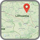 Lithuania Map by shooter bub for kids Free