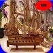 Craft sailboat by atnanapp