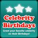 Celebrity Birthdays by Fedmich by Fedmich