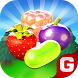 Berry Crush Match 3 – Fruit Free Game by GameChief