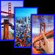 San Francisco Live Wallpaper by JMint