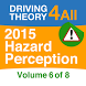 DT4A Hazard Perception Vol 6 by Theory Training Solutions Ltd