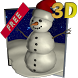 Snowfall 3D - Live Wallpaper by Memento Apps