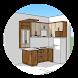 minimalist kitchen by baruaja