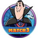 Match 3 - Spooky Hotel Pro by HyperSpell Inc