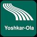 Yoshkar-Ola Map offline by iniCall.com