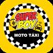 Super Boy Cliente by Superboy Moto Táxi
