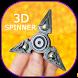 3D Fidget Hand Spinner