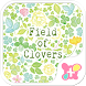 wallpaper-Field of Clovers by +HOME by Ateam