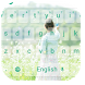 Girl Bubble Dream Keyboard by Designer Superman