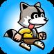 Raccoon Runner world by Appital