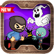 Ninja vs Scary Ghosts by OxyApps