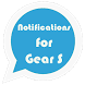 Notifications for Gear S 123 by Bilbo Soft