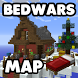 Bedwars map for MCPE by C22Games