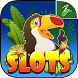 Exotic Birds Slots by Green Zebra Games