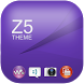 Z5 Launcher and Theme by Sunny Techs