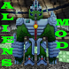 Aliens mod for minecraft by AllenDung