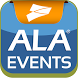 ALA Events by Core-apps