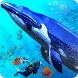 Blue Whale Ocean Simulator - Sea Animal Attack by Futuristic Game Storm