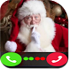 A Live Video Call From Santa Claus