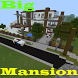 Big mansion map for minecraft by AllenDung