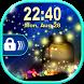 Firefly Lock Screen ✨ Fireflies Live Wallpaper