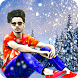 Snowfall Photo Frames - Snowfall Photo Editor New by GrabbingGameStudios