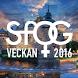 SFOG-veckan 2016 by AppInMed AB