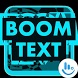 Blink TouchPal Boomtext - Creat GIF by TouchPal