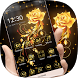 Golden Rose Theme by Stylish Theme Creator