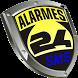 Alarmes 24 SMS by Segurança 24 Beiras