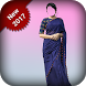 Women Fancy Saree Suit Photo Editor by Lucy Morris