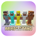 Armor Stand Mod for Minecraft by Joozer