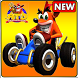 Guide CTR Crash Racing Team by sinardunia