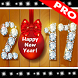 Happy New Year 2017 Cards PRO by Nitin Kothari
