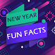 New Year Facts by The Creative Boys
