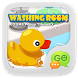 GOSMS WashingRoom Pop ThemeEX by GO Dev Team X